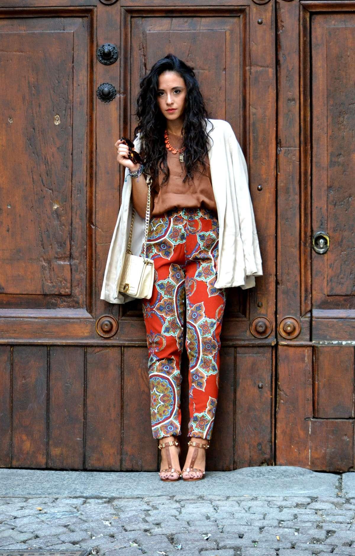 fashion blogger italiana napoli rossella