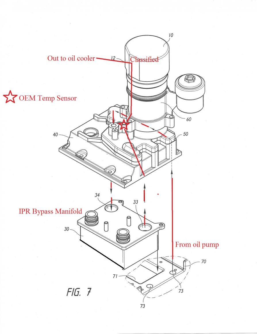 which remote oil cooler  - page 25