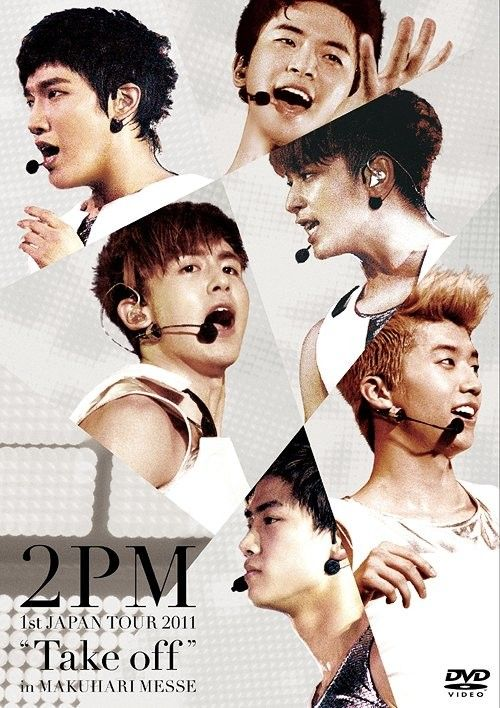 [Concert] 2PM - 1st Japan Tour 2011 'Take Off' [DVD ISO]