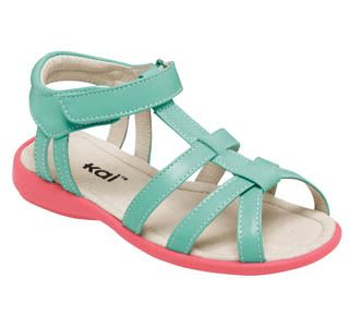 Harper Mint Sandals at Cool Mom Picks