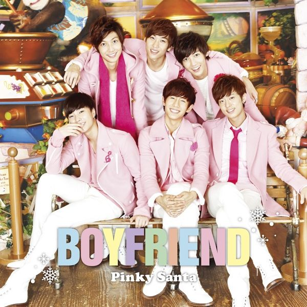 [Single] Boyfriend - Pinky Santa [Japanese]