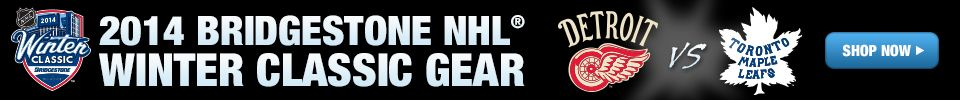 2014 Bridgestone NHL Winter Classic Gear