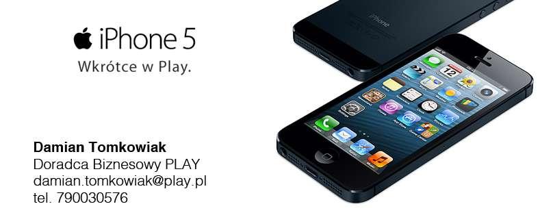 IPHONE 5 DAMIAN TOMKOWIAK IPAWEŁ BRĘCZEWSKI