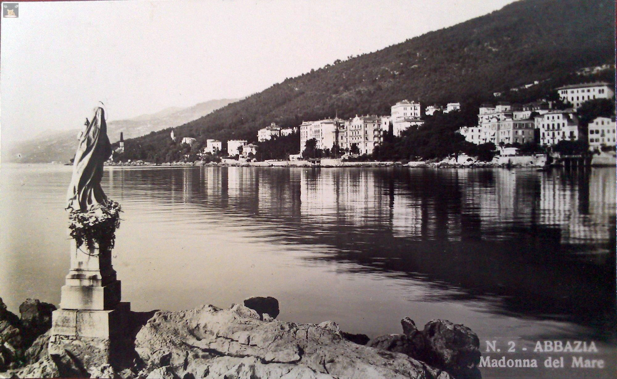 madonna sirocco del mare abbazia