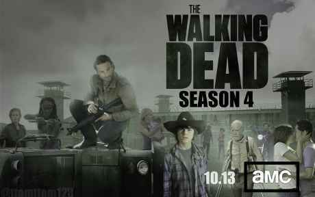 The Walking Dead saison 4 en Vostfr