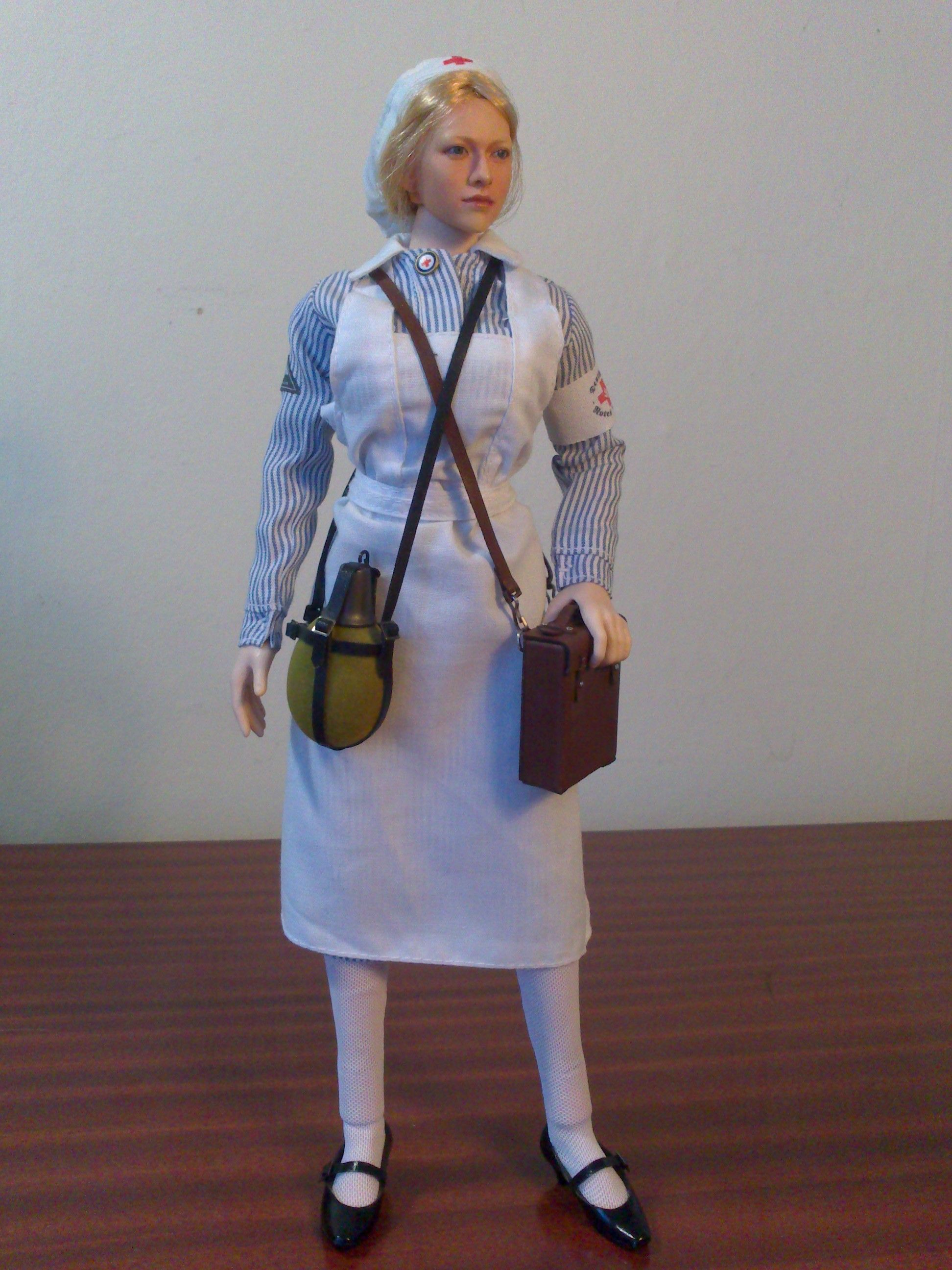 Dragon Elsa DRK German Nurse