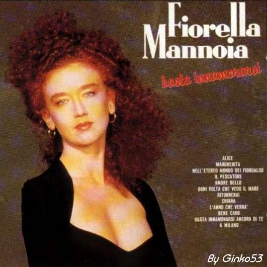Fiorella Mannoia - Basta Innamorarsi (1990)