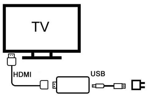 hi763 lollipop miracast dlna dongle wifi display tv hdmi