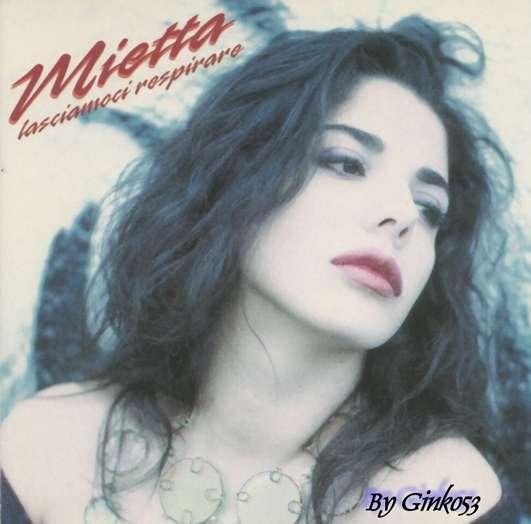 Mietta - Lasciamoci Respirare (1992)