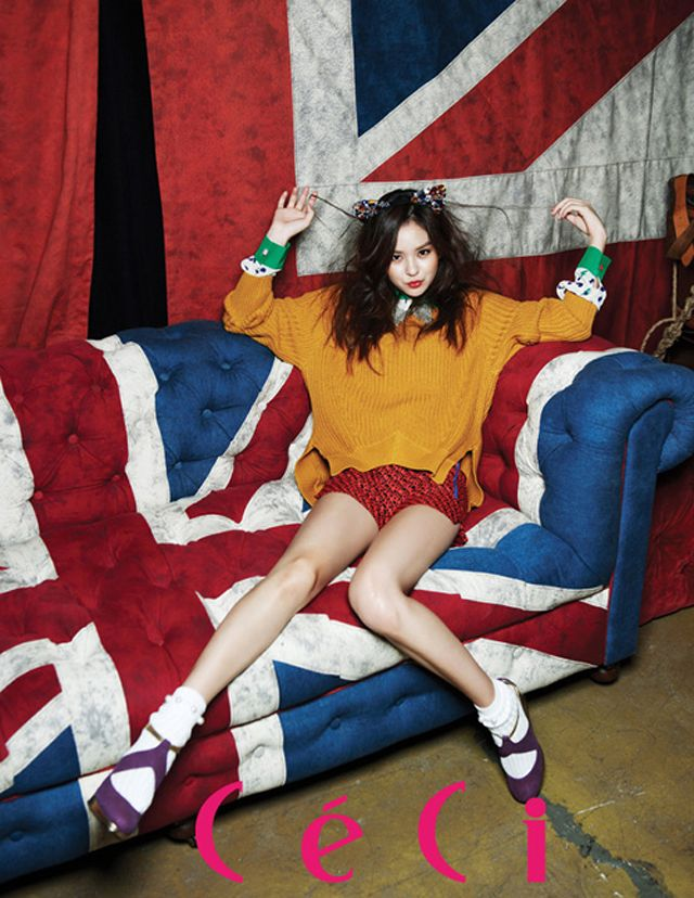 ceci korean star fashion