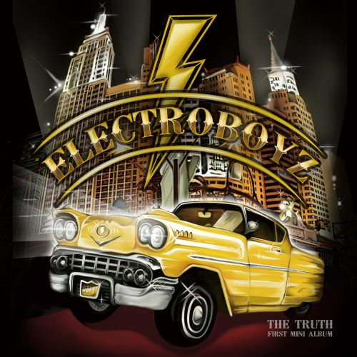 [Mini Album] Electroboyz - The Truth
