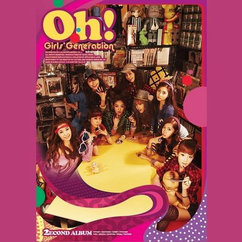 [Album] Girls Generation (SNSD)   Oh! [VOL. 2]