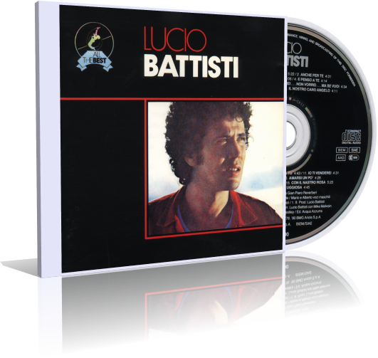 Lucio Battisti - All the Best (1991)