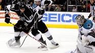 Kings Coach Darryl Sutter will let Dustin Penner play through