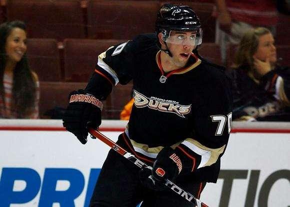 Josh Brittain - Anaheim Ducks