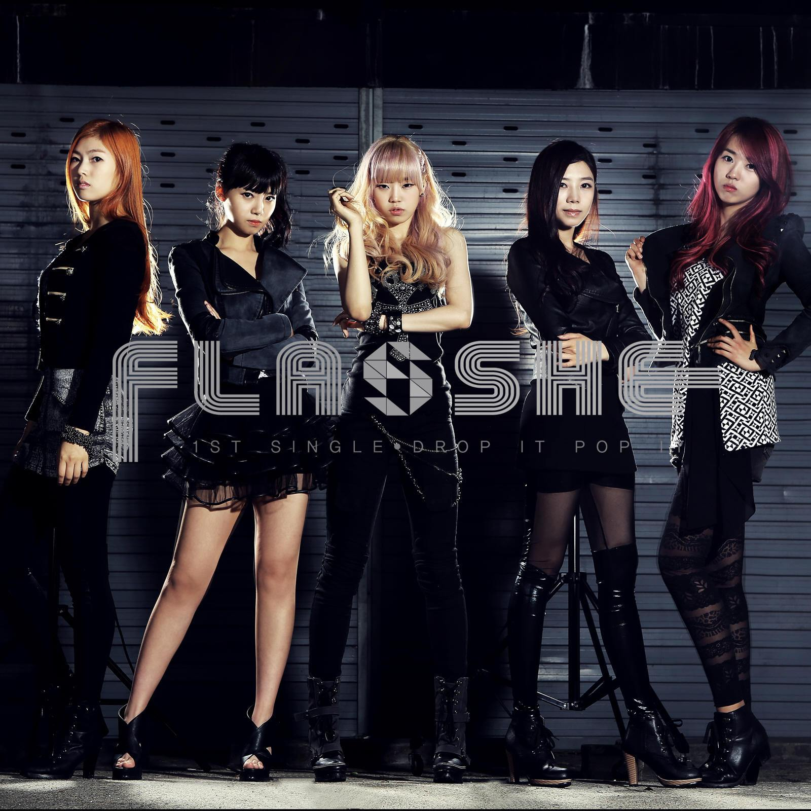 [Single] Flashe - Drop It Pop It