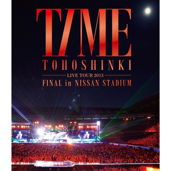 (Single) THSK - TOHOSHINKI LIVE TOUR 2013 〜TIME〜 FINAL in NISSAN STADIUM (MP3 + iTunes Plus AAC M4A)