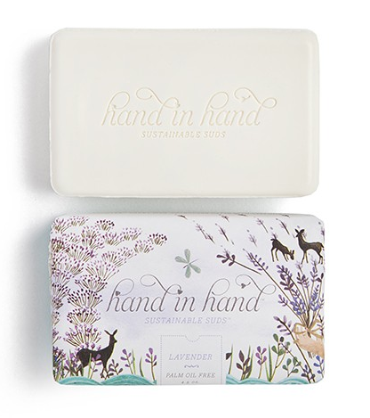 Lavender soap | Hand in Hand