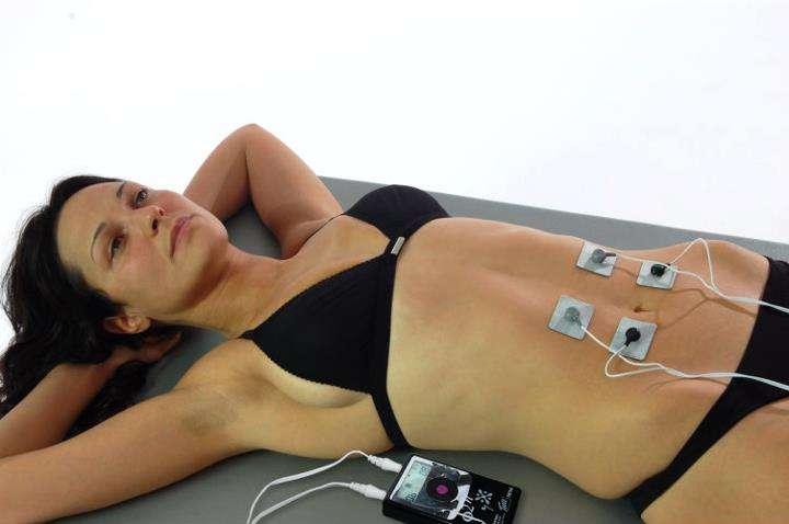 Tua Tre'nd elektrostymulacja | spłaszczanie | odchudzanie brzucha