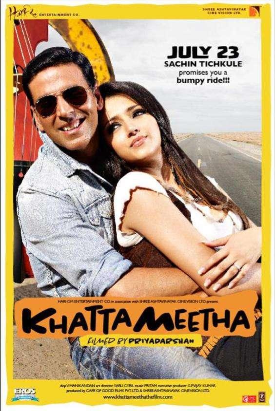 Khatta Meetha (2010) hindi comedy full movie  - lankaTv 25.08.2012 - Lankatv.Net
