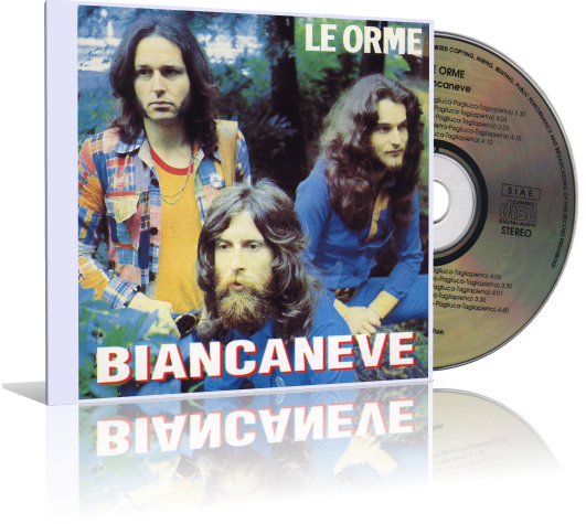 Le Orme - Biancaneve (1994)