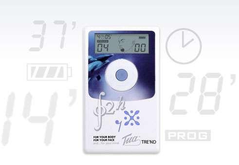 Nawigacja elektrostymulatora Tua Tre'nd Face & Body