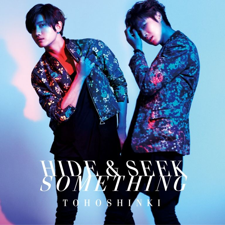 (Single) Tohoshinki - Hide & Seek / Something (Japanese)