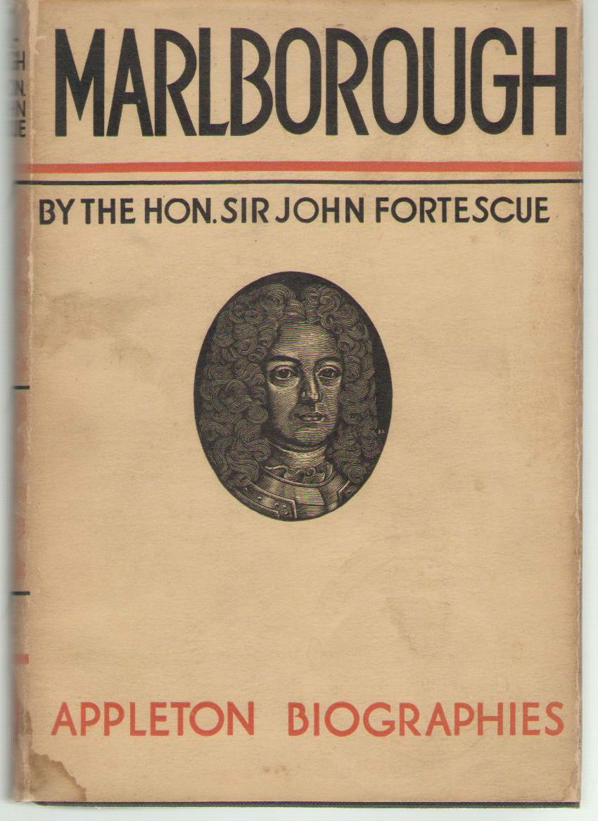 Marlborough, (Appleton biographies), Fortescue, J. W