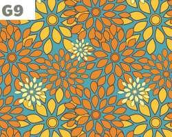 Dahlia Floral Paper