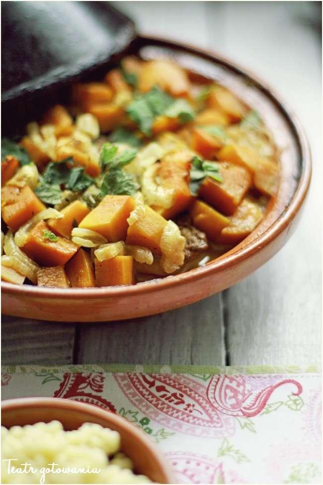 tagine kuchnia marokańska