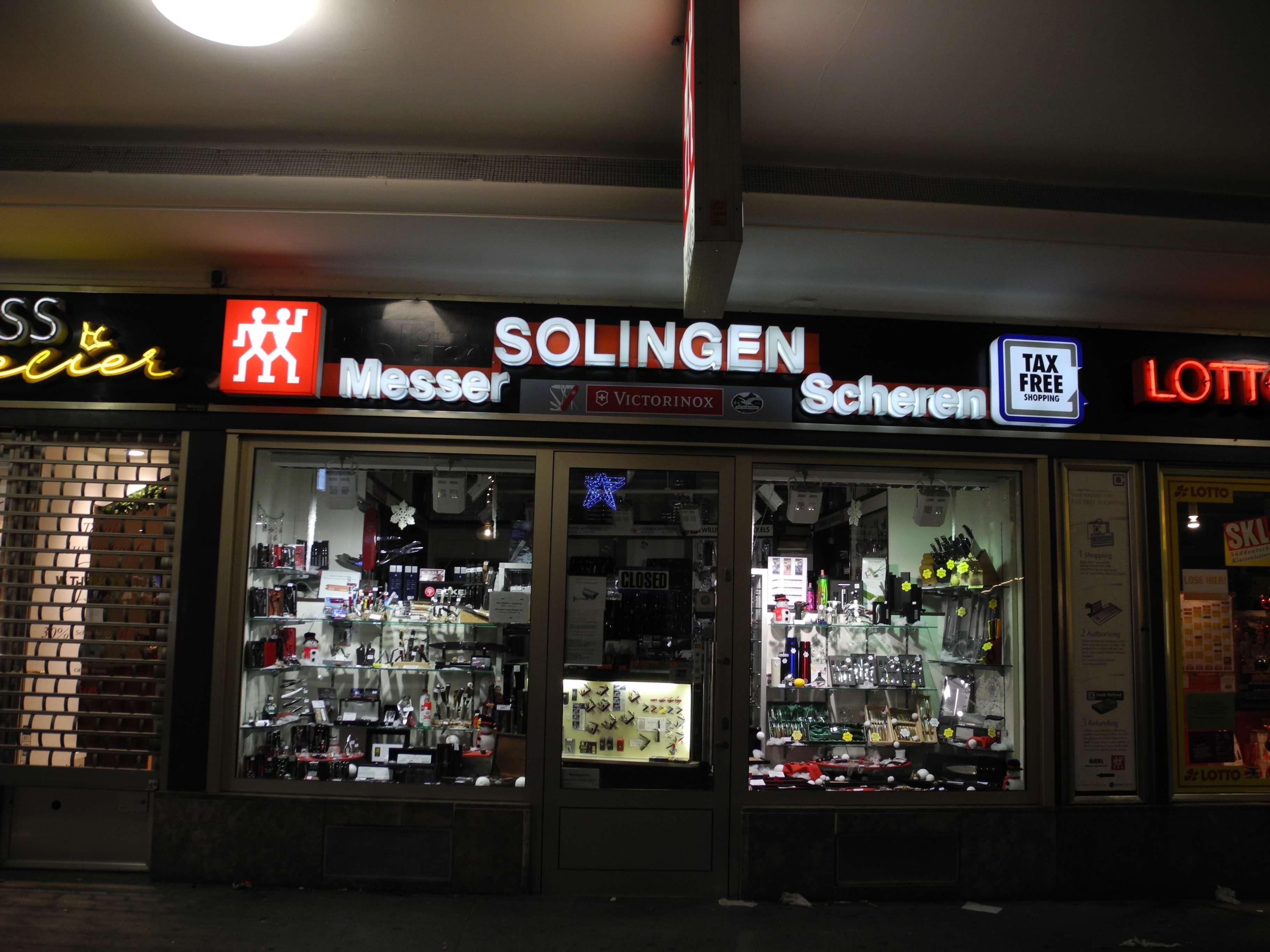 messer solingen shop