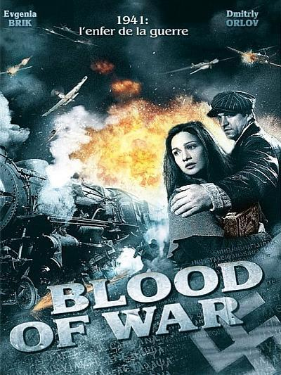 Blood of war affiche
