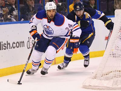 Theo Peckham and the Edmonton Oilers