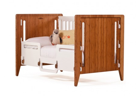 GRO convertible crib