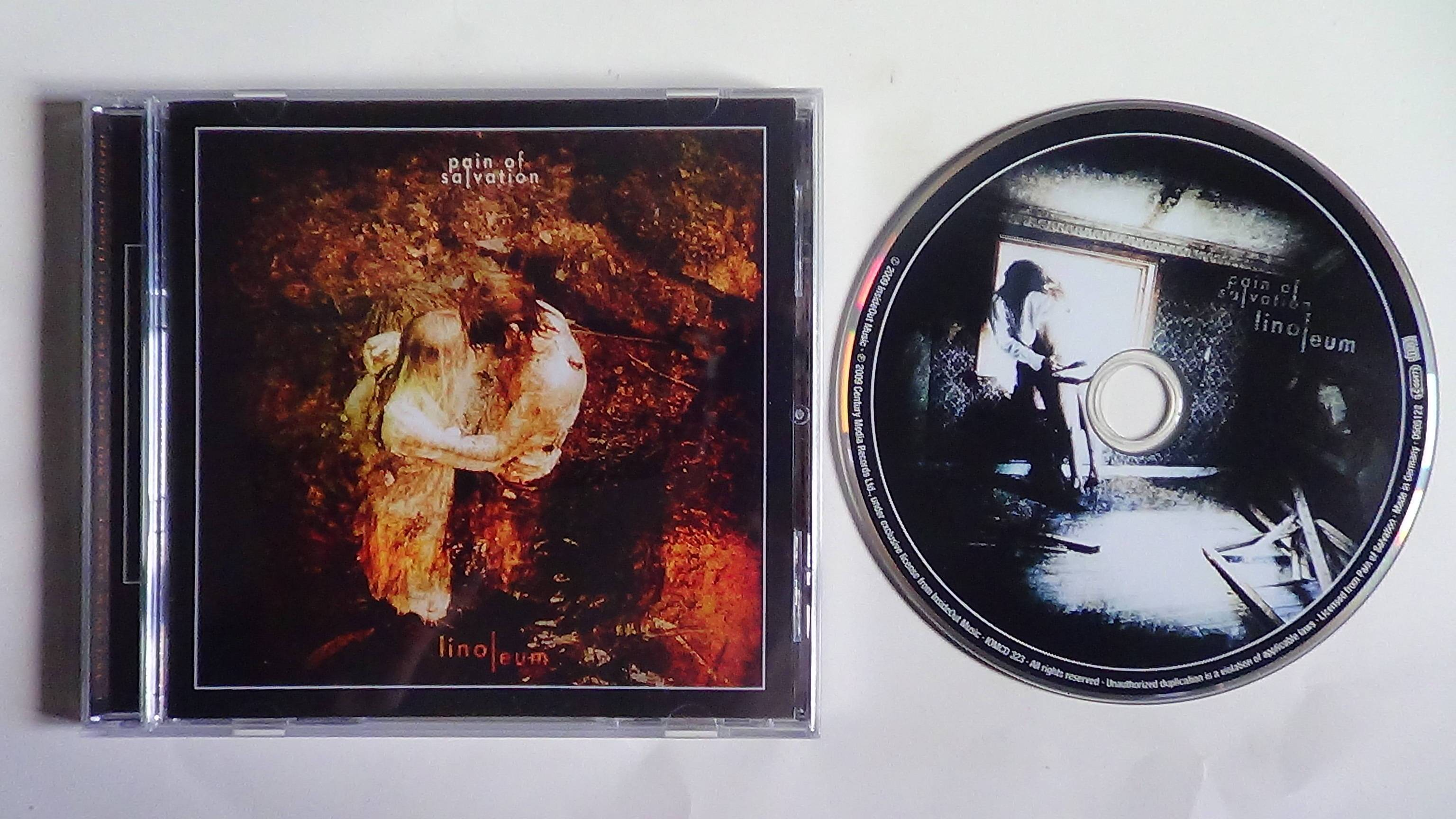 PAIN OF SALVATION - Linoleum - CD single