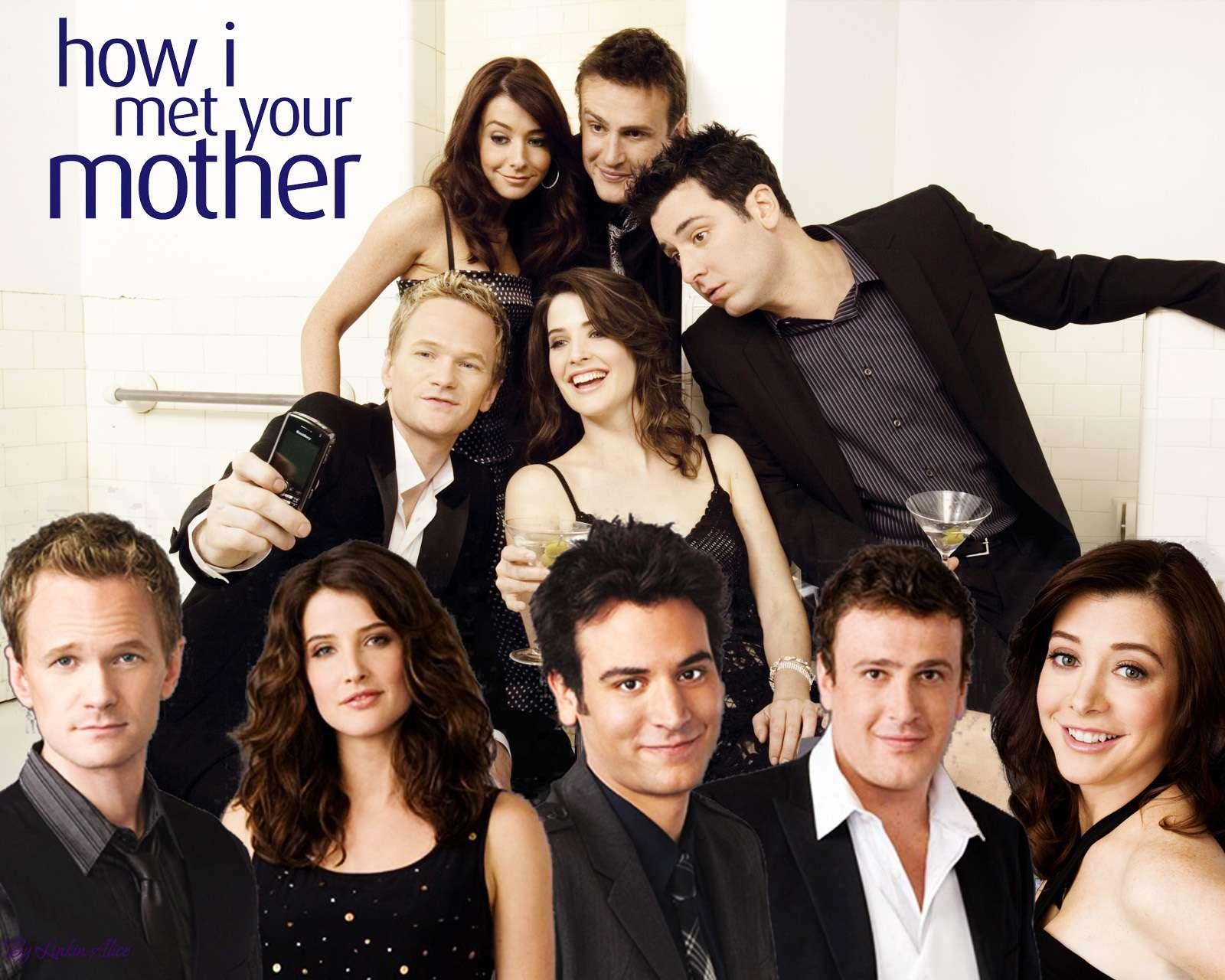 Alla fine arriva mamma Stagione 7 [2011\2012] (Completa) DVD-MUX-MP3-ITA