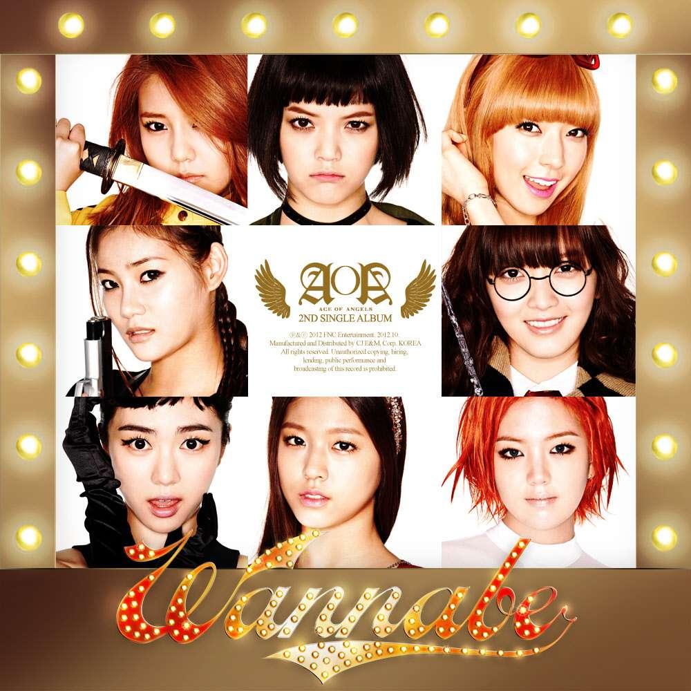 [Single] AOA - Wanna Be [2nd Single]