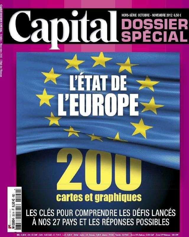 Capital Hors-Série 20 Octobre Novembre 2012