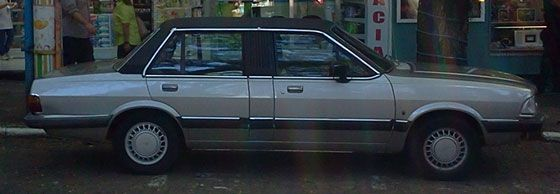 Ford Del Rey Ghia Limousine