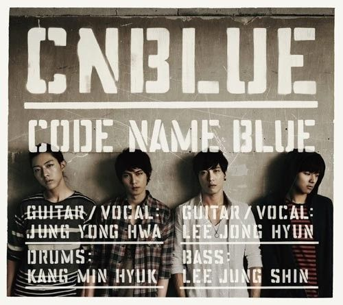 [Album] CNBLUE   CODE NAME BLUE [Japanese]