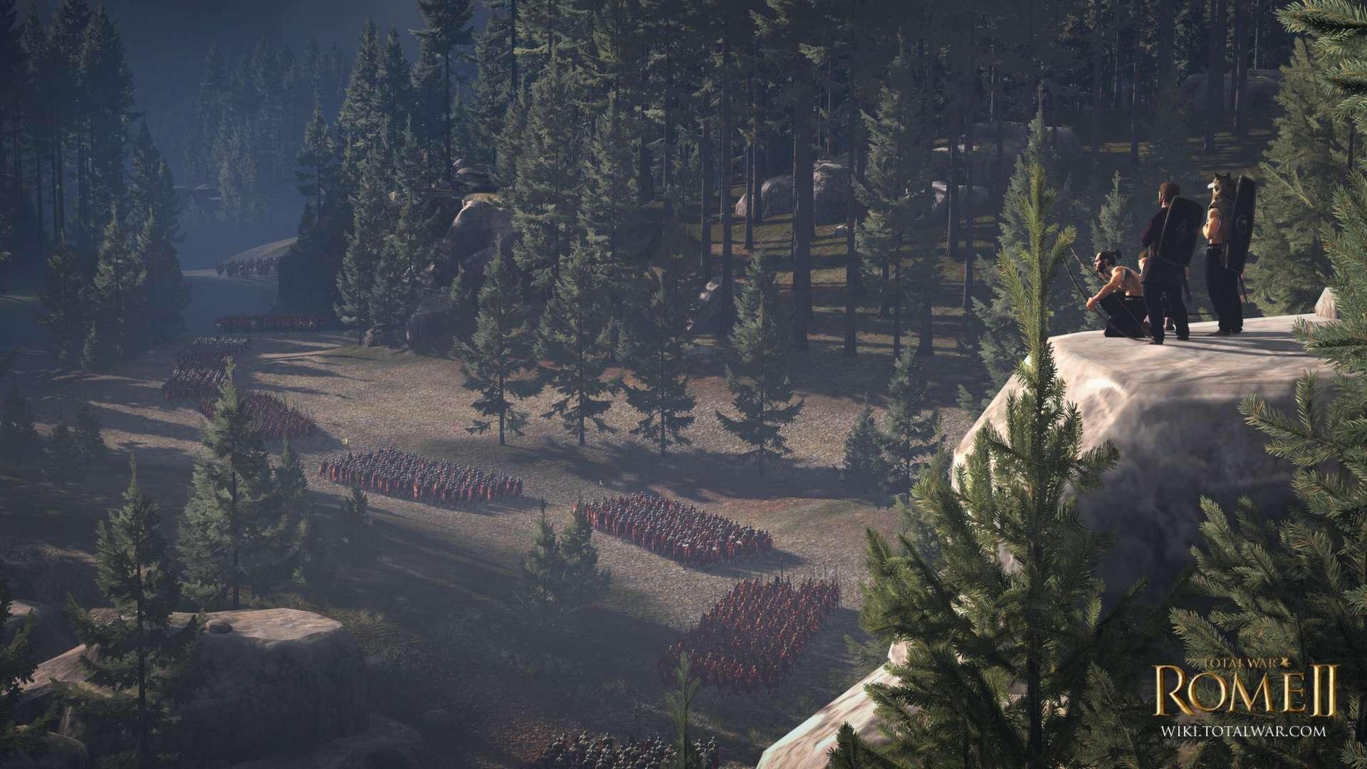 Total War ROME II - RELOADED - Tek Link indir