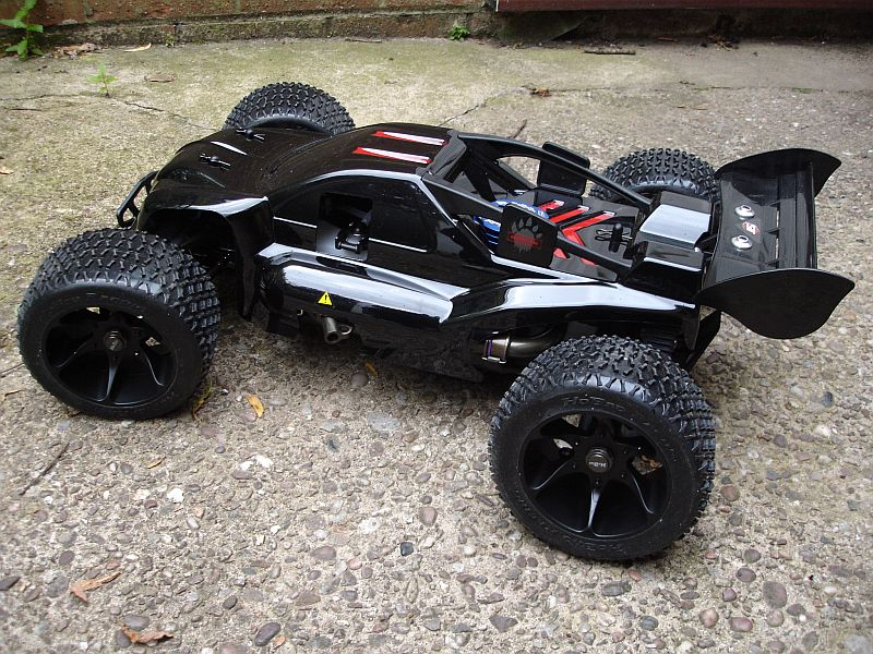 losi nitro truck r with Showthread on Watch in addition Showthread furthermore 181822423519 also Gear Head 1 55 Krusher Aluminum Wheels as well Mugen Mtx 6 4wd Nitro Touring Car.