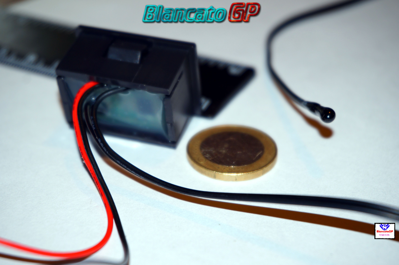 termometro digitale pannello ntc thermometer termistore termistor blancatogp bassatensione