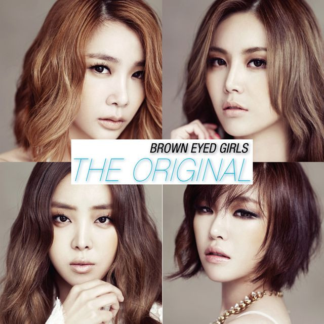 [Single] Brown Eyed Girls - The Original