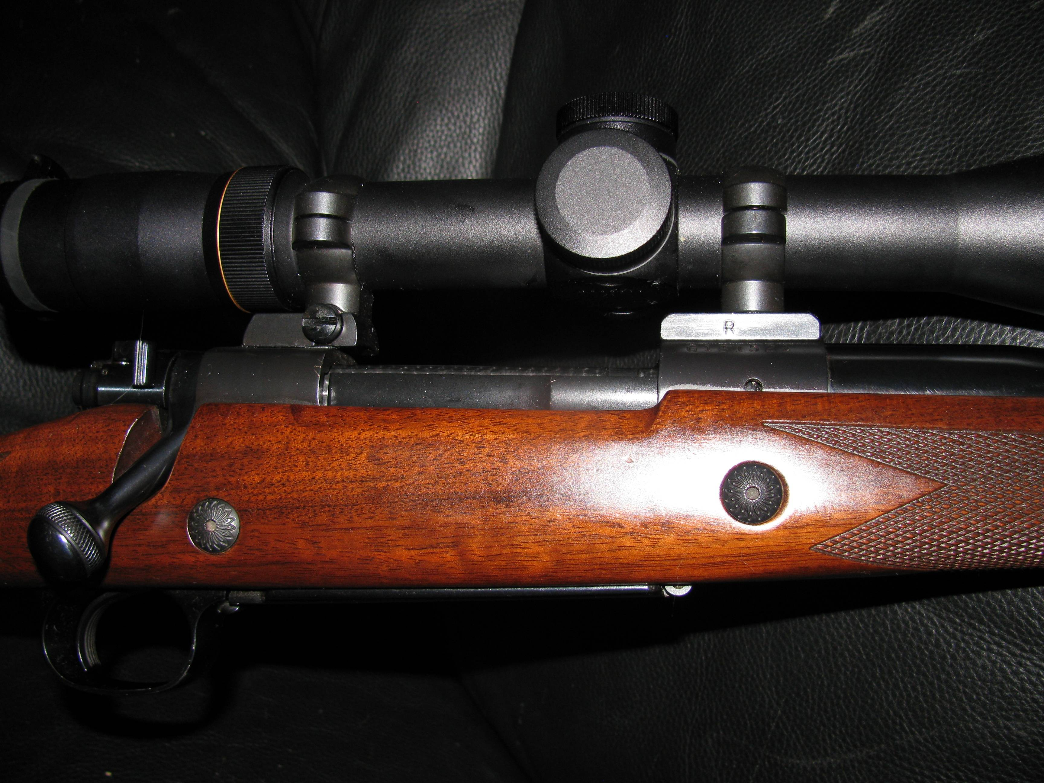 What Was Your First Deer Rifle - Hunting Forum