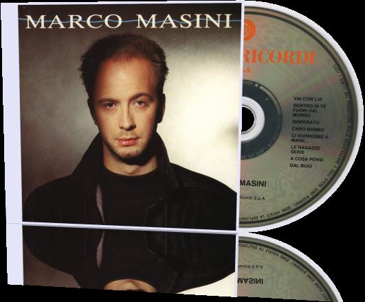 Marco Masini - Marco Masini (1990)
