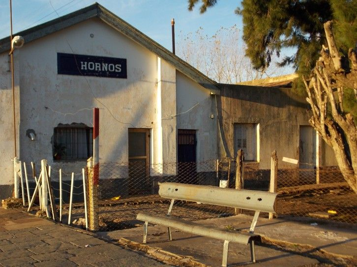 estacion general hornos partido de general las heras