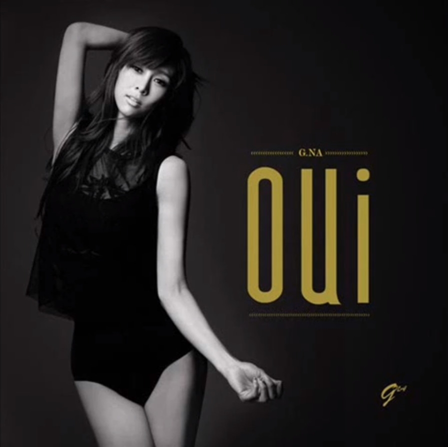 [Album] G.NA - Oui [Internation Album]