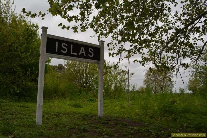 islas veinticindo de mayo