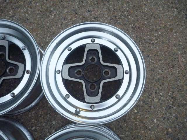 "[QLD] SSR vintage 14"" mystery wheels"